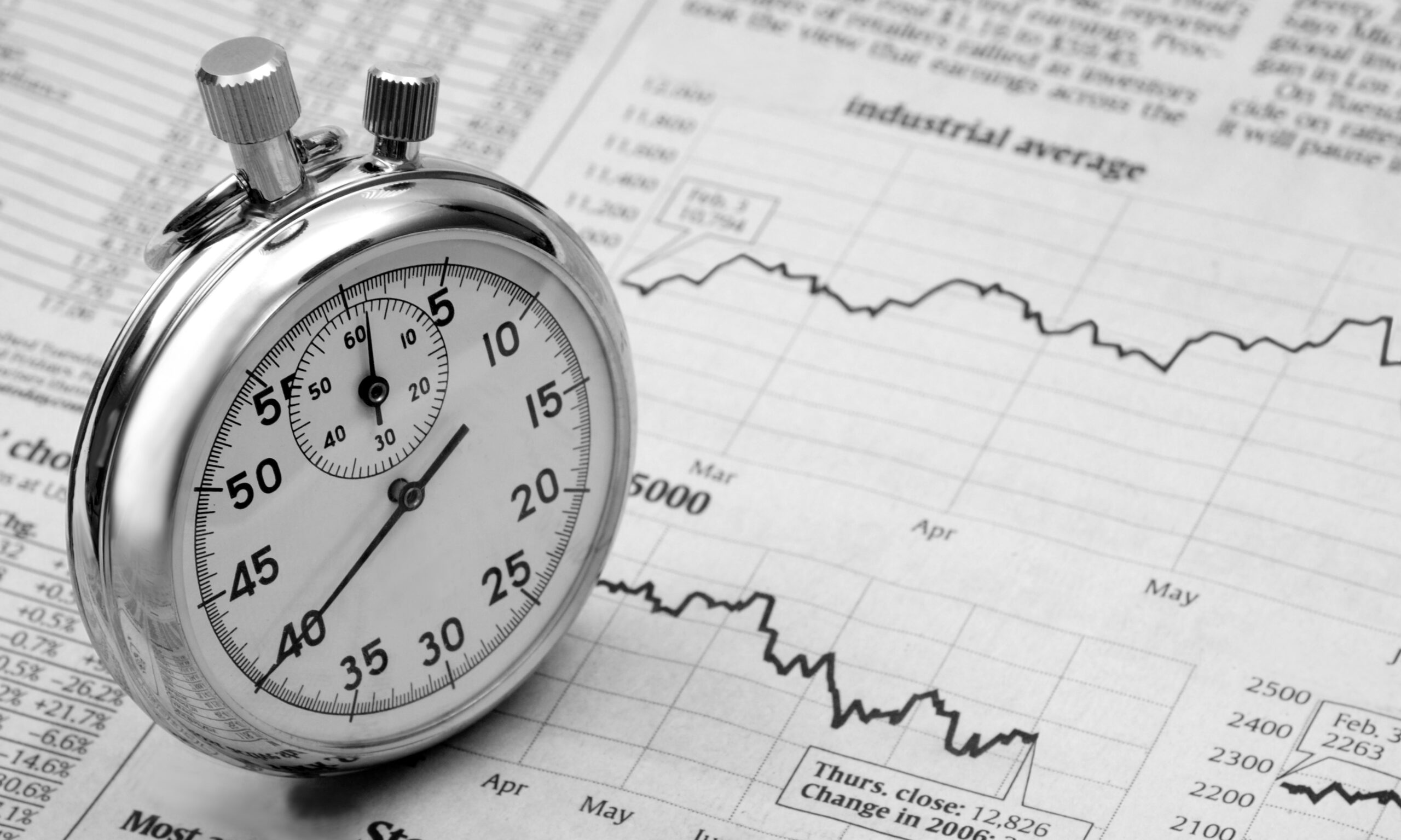 Timing the Market versus Time in the Market
