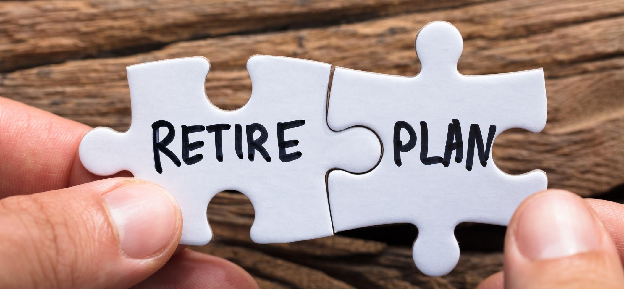Retirement: Goodbye Tension, Hello Pension